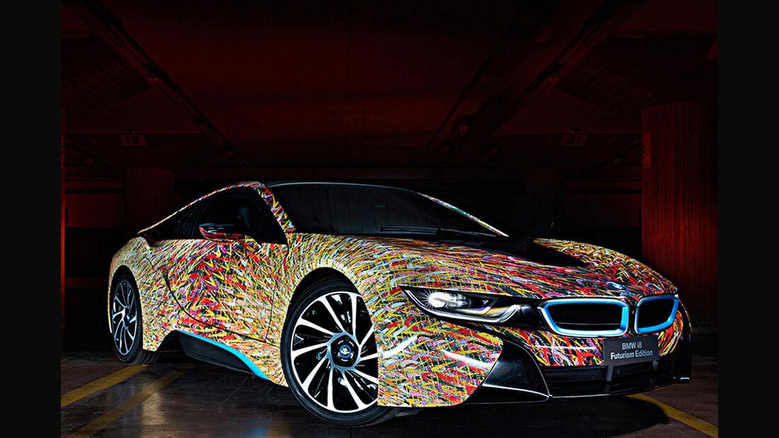 BMW i8 Futurism Edition von Garage Italia Customs