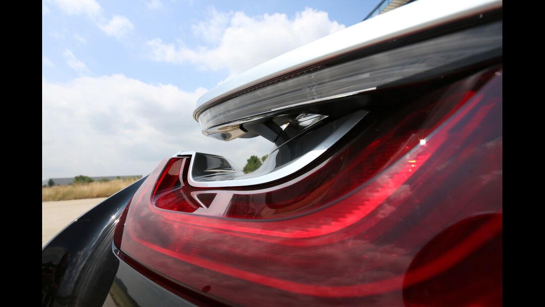 BMW i8, Heckleuchte
