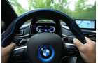 BMW i8, Lenkrad