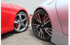 BMW i8, Porsche 911 Carrera S, Rad, Felge