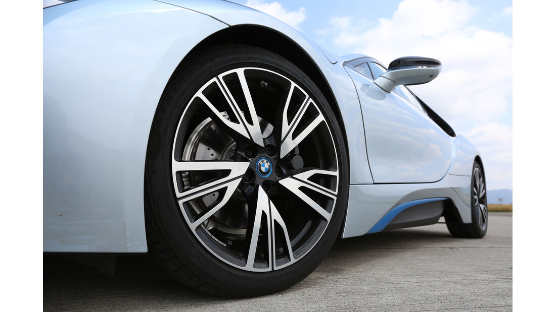 BMW i8, Rad, Felge