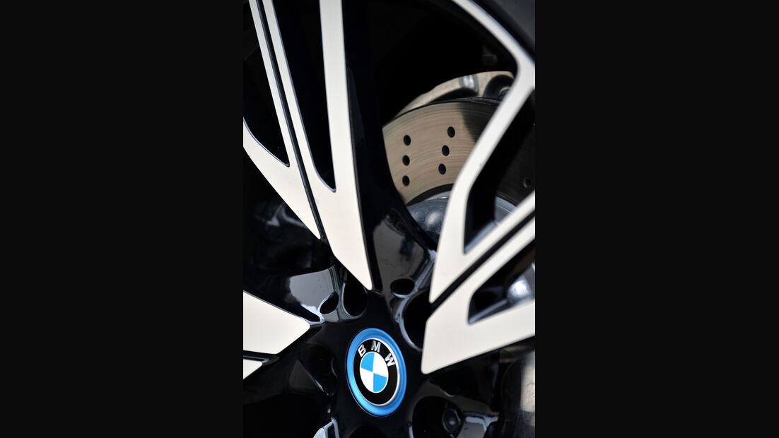 BMW i8, Rad, Felge, Bremse