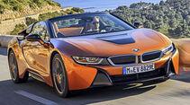 BMW i8 Roadster, Best Cars 2020, Kategorie H Cabrios