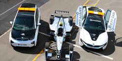 BMW i8 - Safety Car - FIA Formel E
