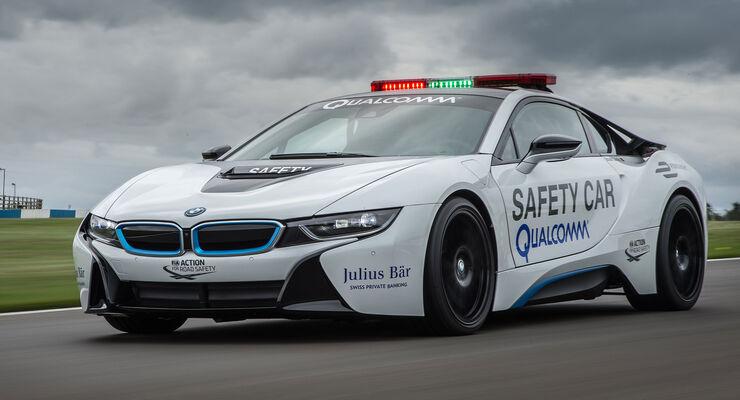 BMW i8 Safety Car Formel E