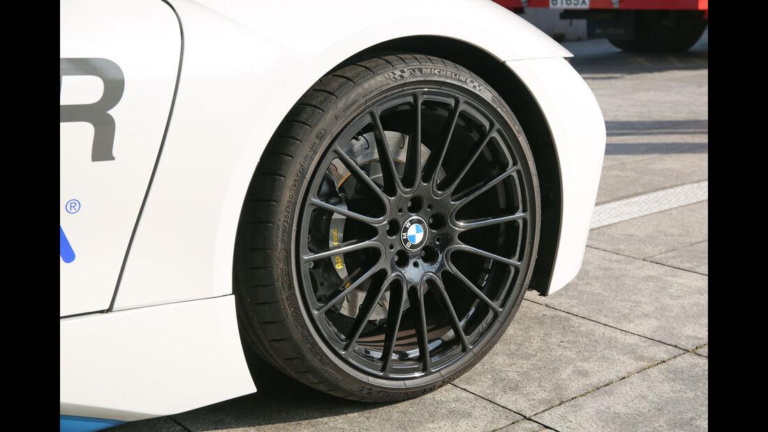 BMW i8 Safety Car, Rad, Felge
