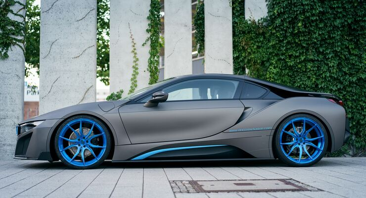 BMW i8 von German Special Customs