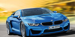 BMW i9 Supersportwagen