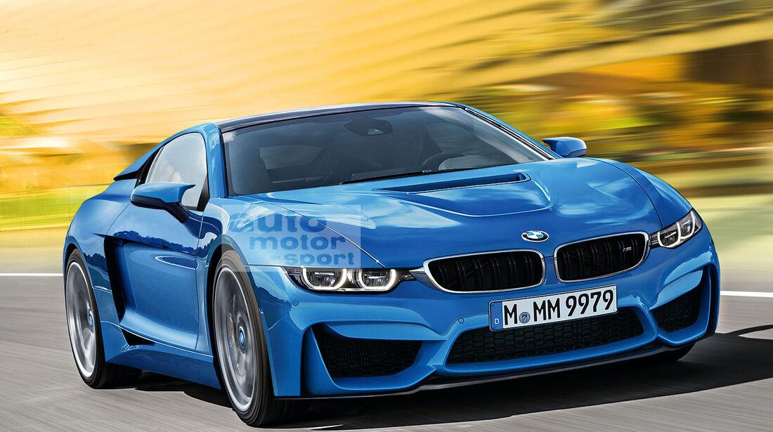 BMW i9 Supersportwagen