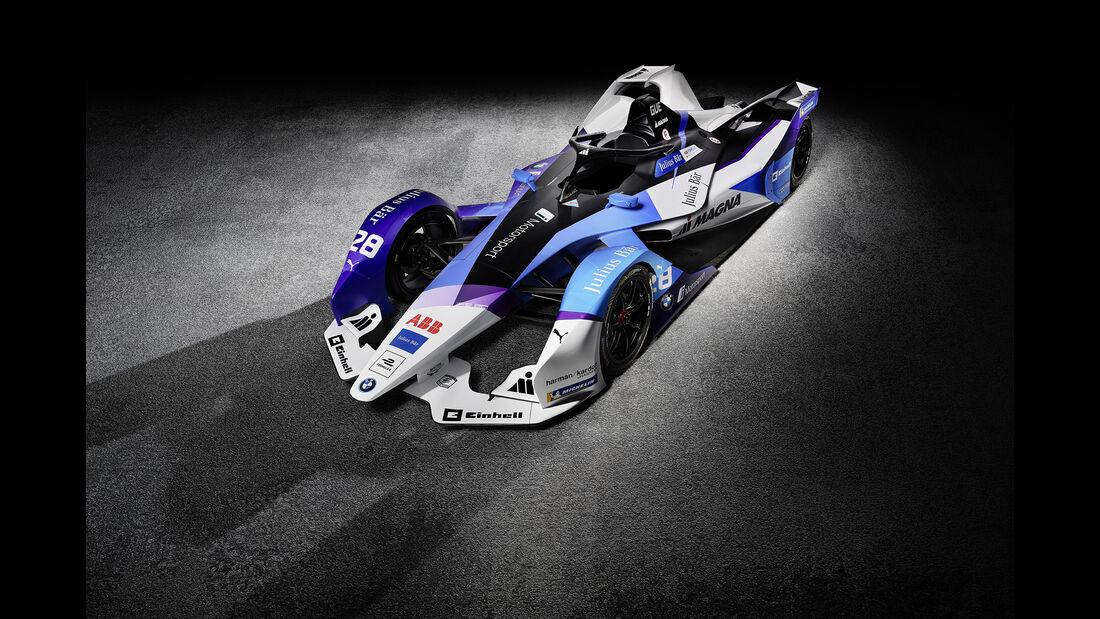 BMW iFE.20 - Elektro-Rennwagen - Formel E