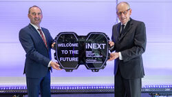 BMW iNext Niere