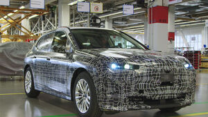 BMW iNext Prototyp