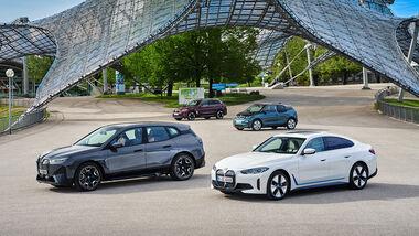 BMW iX 50
