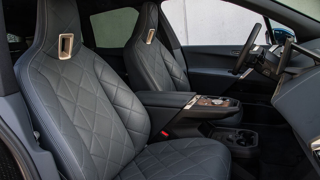 BMW iX xDrive 59