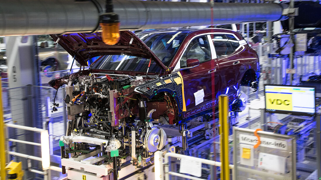 BMW iX xDrive 60