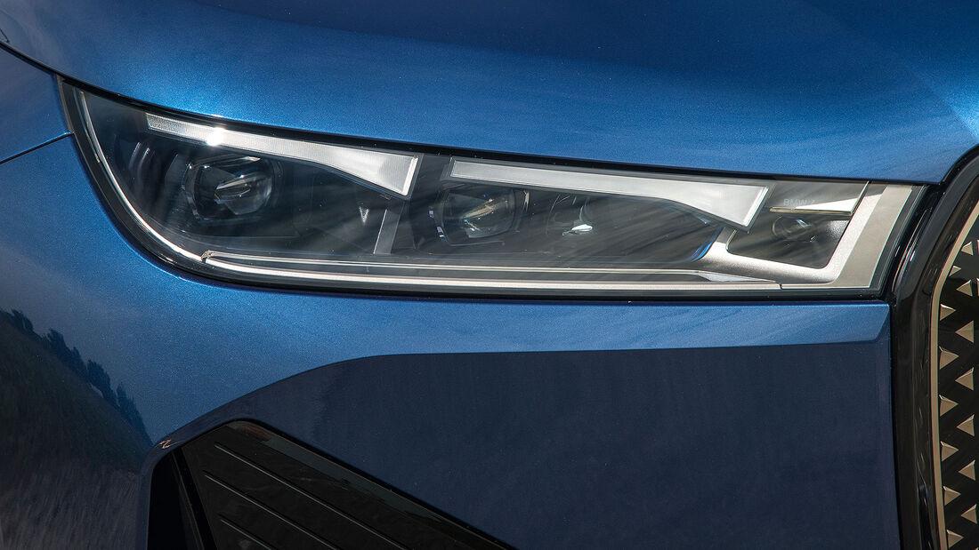 BMW iX xDrive 62