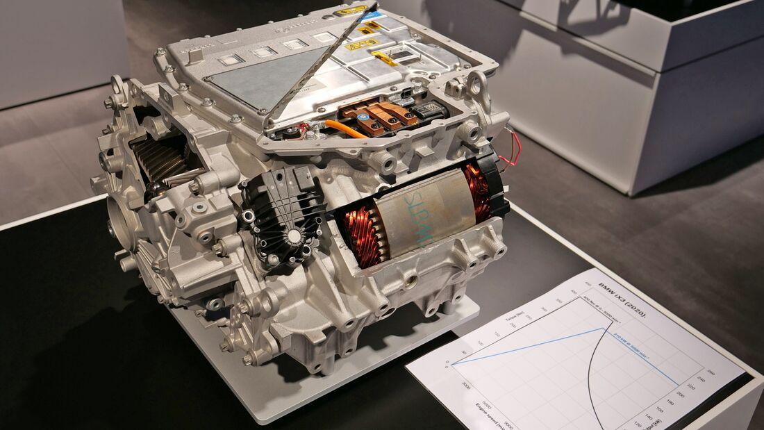 BMW iX3 2020 Elektro-SUV Fahrbericht
