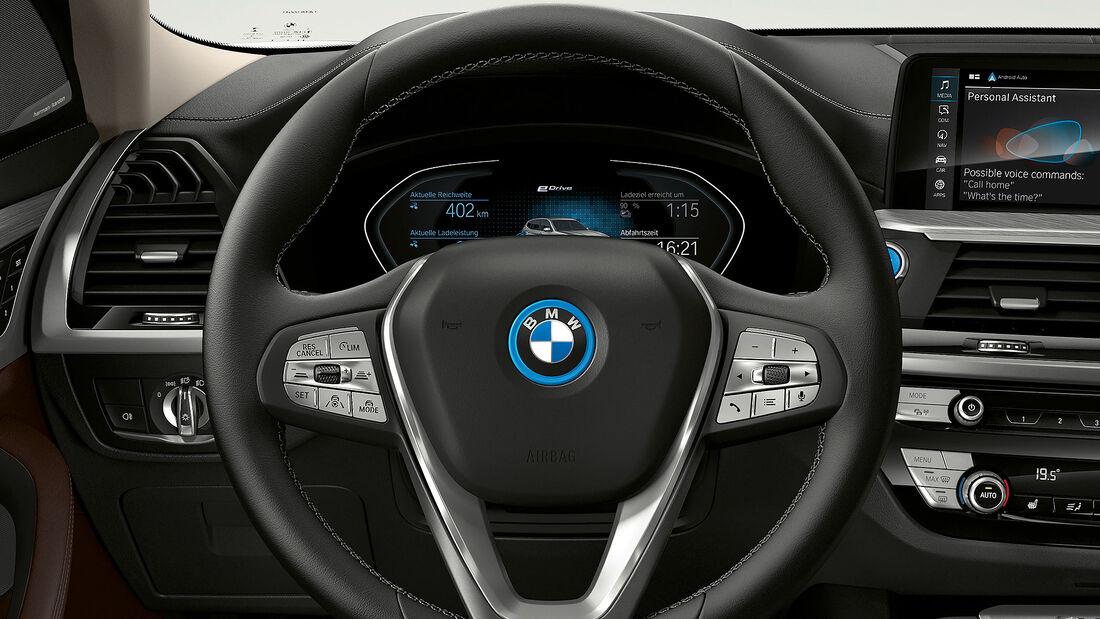 BMW iX3 Elektro-SUV