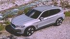 BMW ix3 Leak