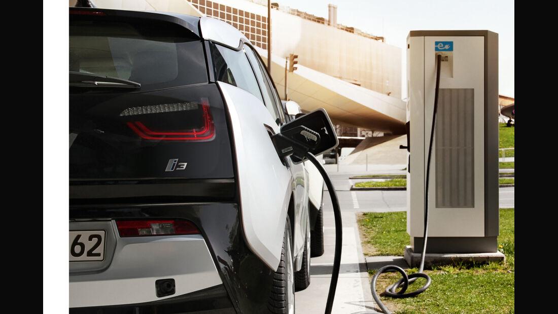 BMW soll weniger Subventionen für den Bau von Elektroautos erhalten.