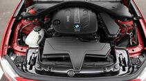 BMW125d, Motor
