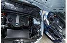 BMW125i Cabriolet, Motor