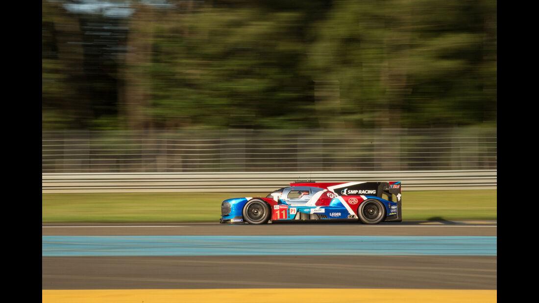 BR1 AER - Startnummer #11 - 24h-Rennen Le Mans 2018 - Samstag - 16.6.2018