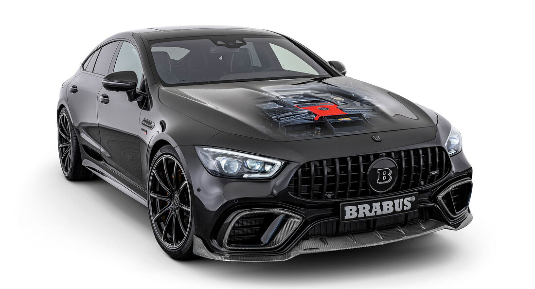 BRABUS 800 auf Basis Mercedes GT 63 S 4MATIC+