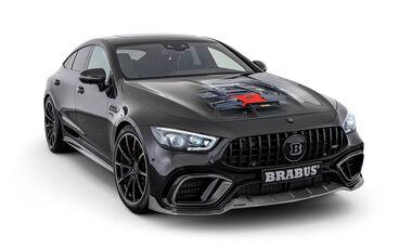 BRABUS 800 auf Basis Mercedes GT 63 S 4MATIC+