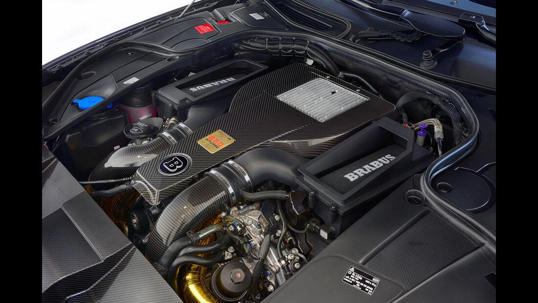 BRABUS 850 6.0 Biturbo Cabrio Mercedes S63 AMG