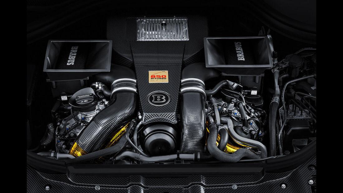 BRABUS 850 XL auf Basis Mercedes GLS