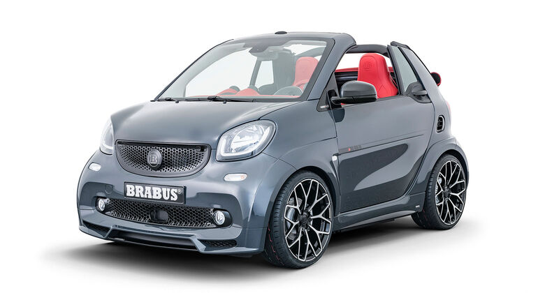 "BRABUS Ultimate E Shadow Edition ""1 of 28"""
