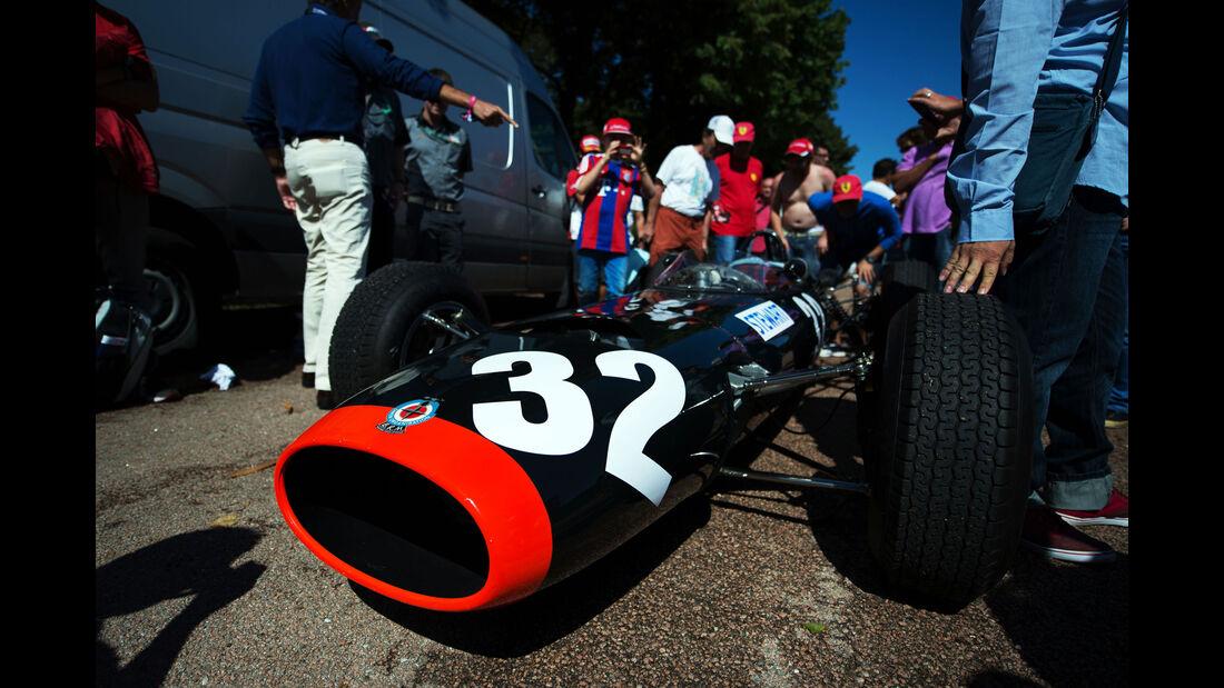 BRM 261 - GP Italien - Monza - Qualifying - 5.9.2015