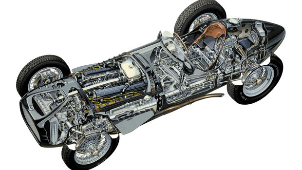 BRM British Racing Motors Type 15 P15