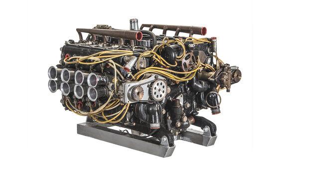 BRM H16-Motor