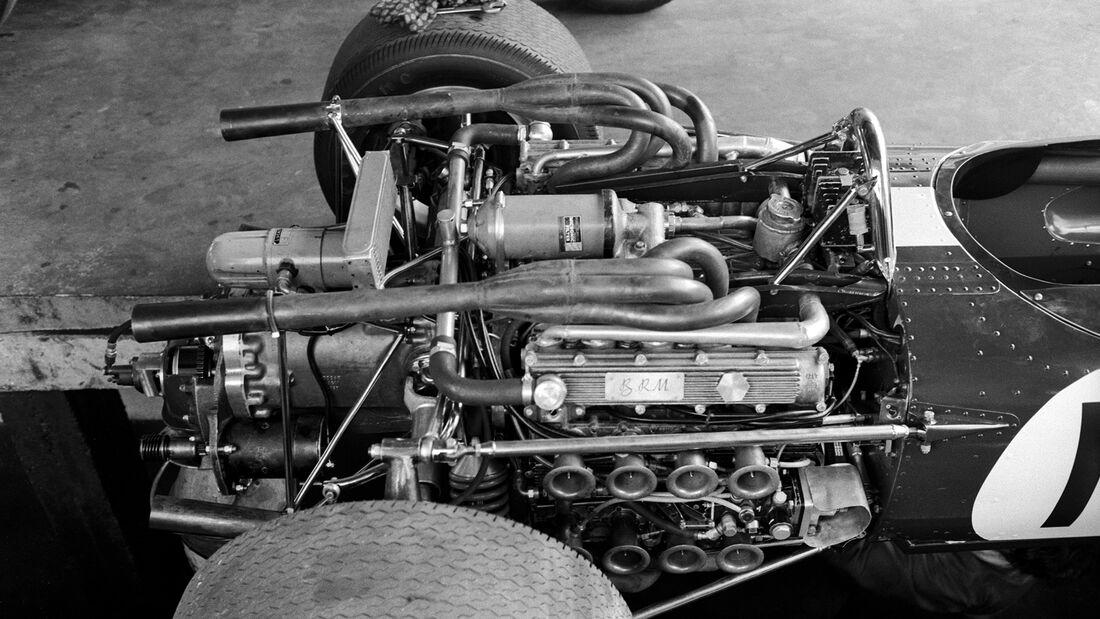 BRM H16-Motor - 1966