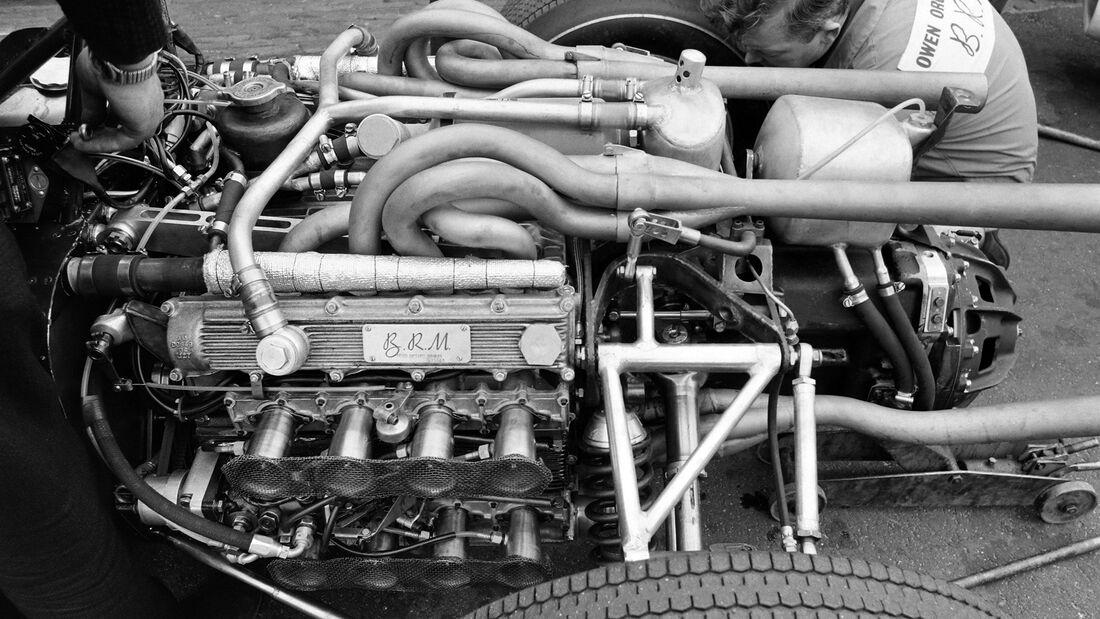 BRM H16-Motor - 1967