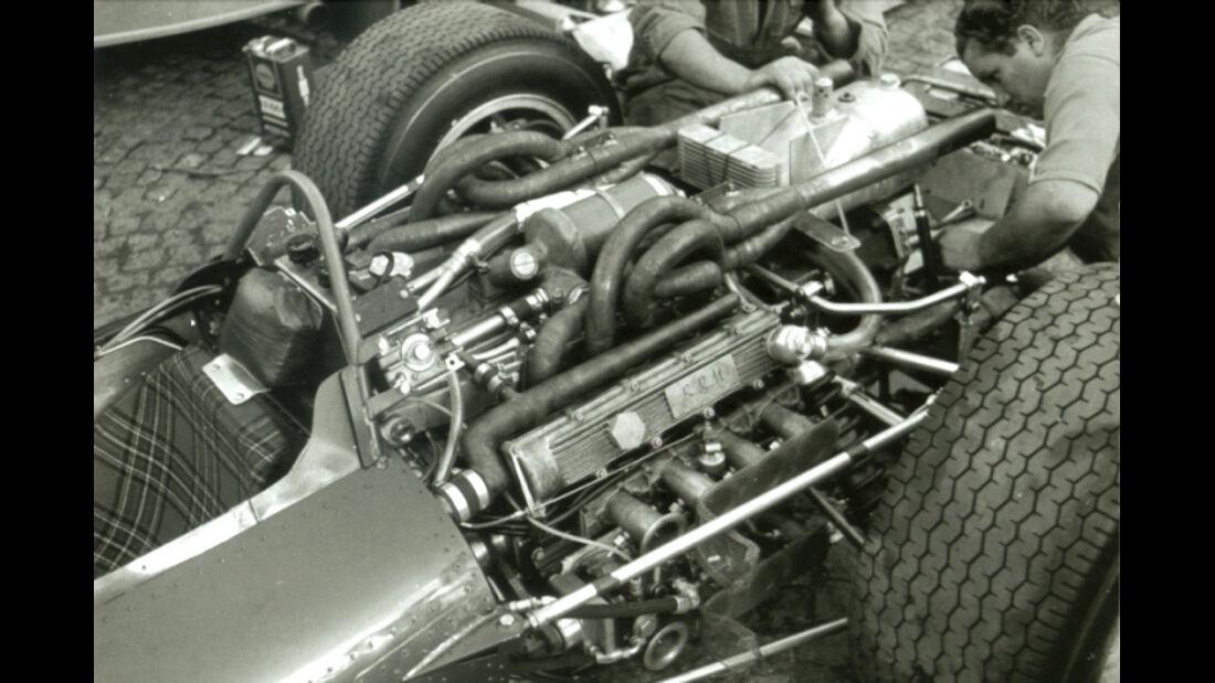 BRM H16-Motor - Verrückte Formel 1-Ideen