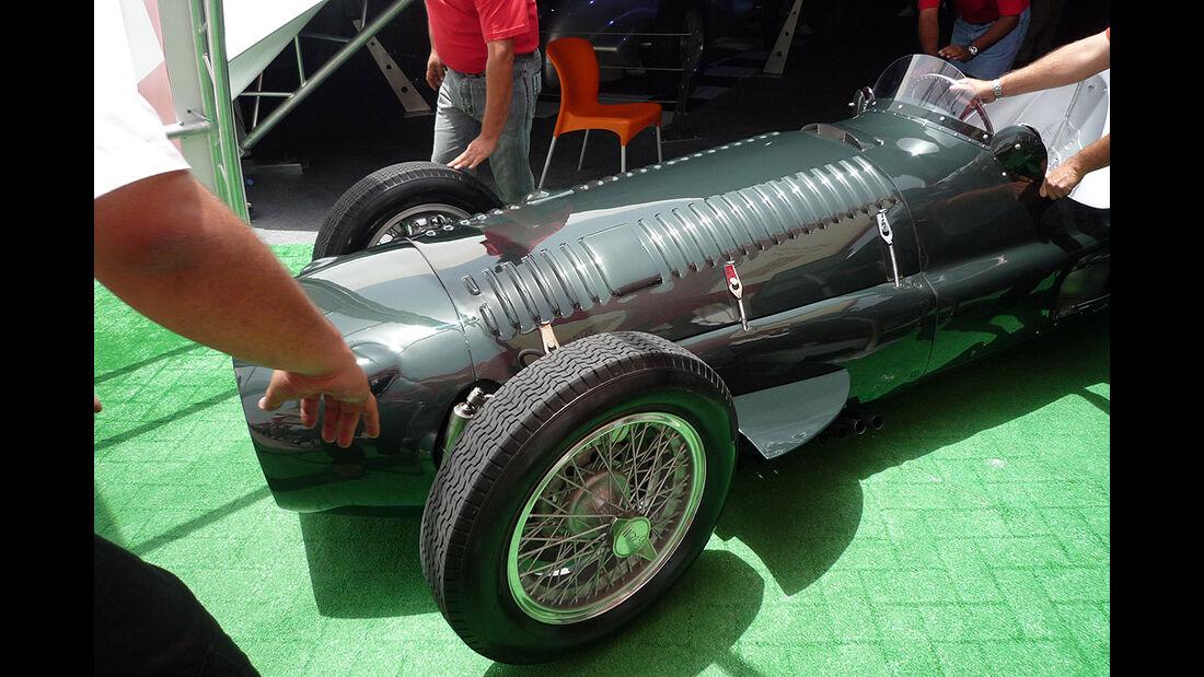 BRM P15 1951