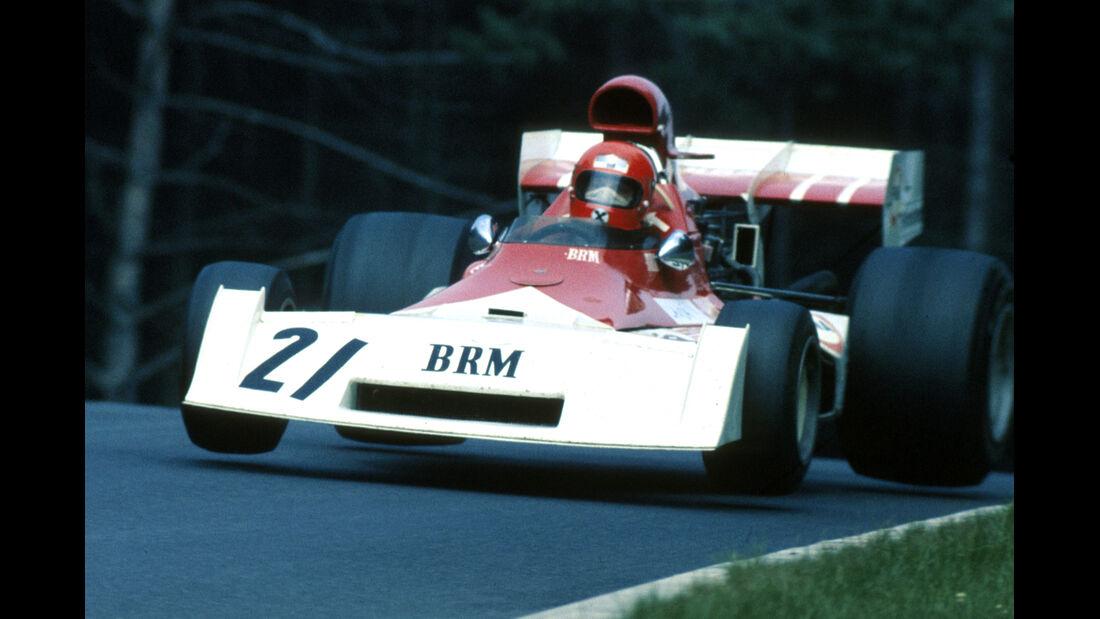 BRM P160E - 1973