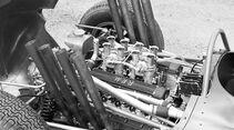 BRM P57 - V8-Motor - GP Deutschland 1962 - Nürburgring