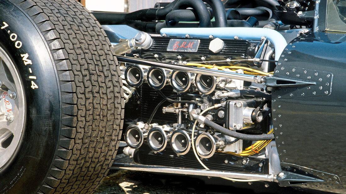 BRM P83 mit H16 Motor