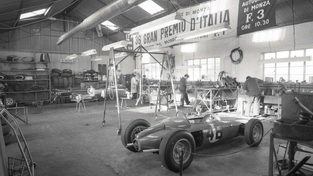 BRM - Werkstatt