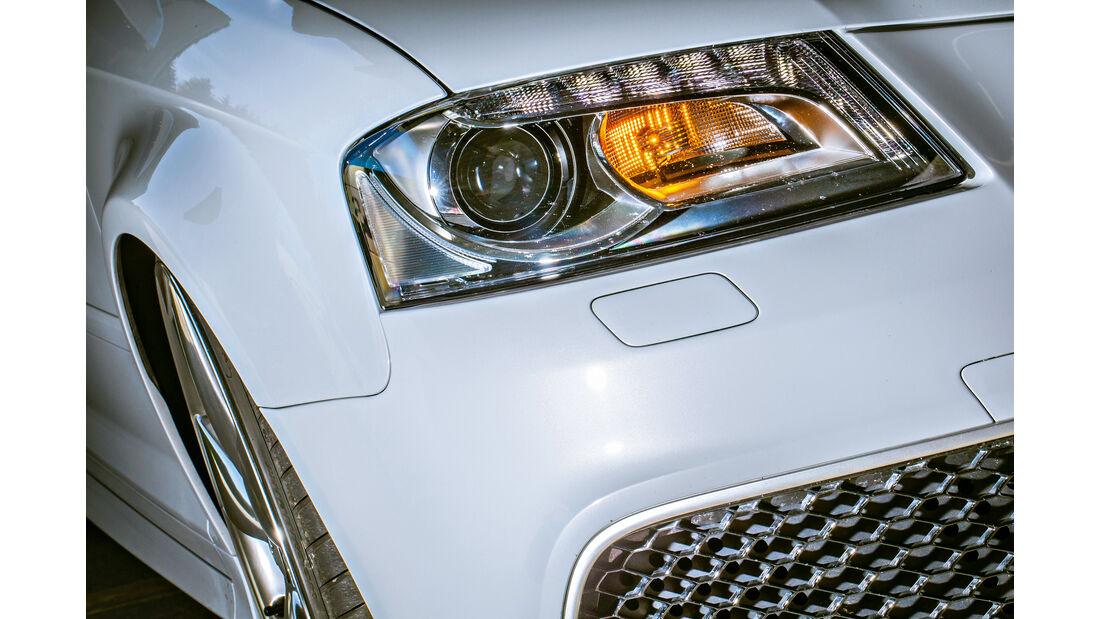 BTRS-AUDI RS 3 Sportback, Frontscheinwerfer