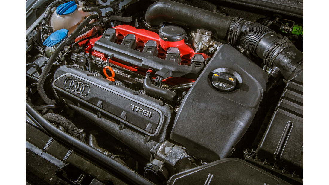 BTRS-AUDI RS 3 Sportback, Motor