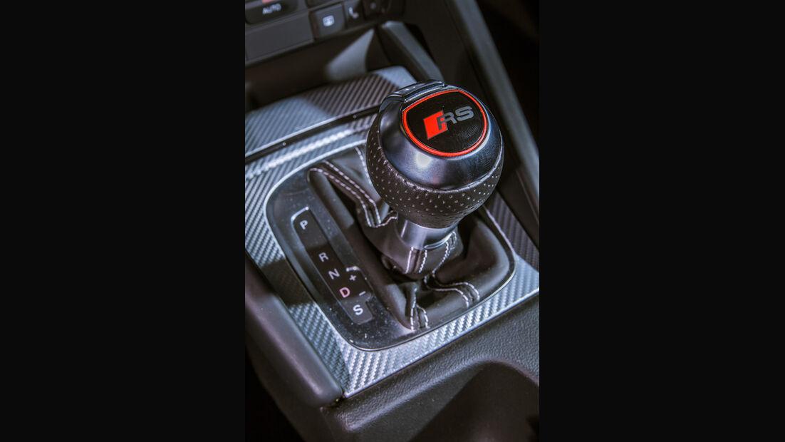 BTRS-AUDI RS 3 Sportback, Schalthebel