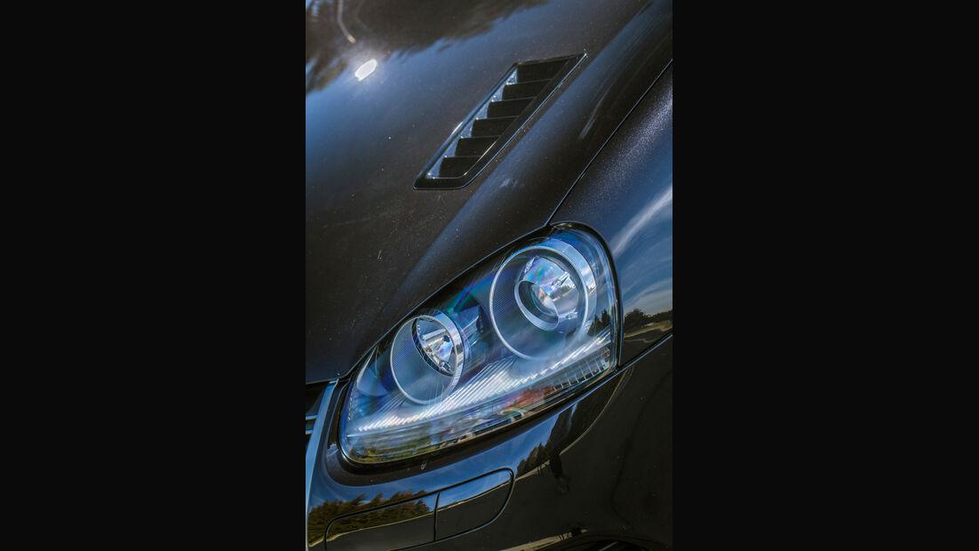 BTRS-VW Golf R32, Frontscheinwerfer