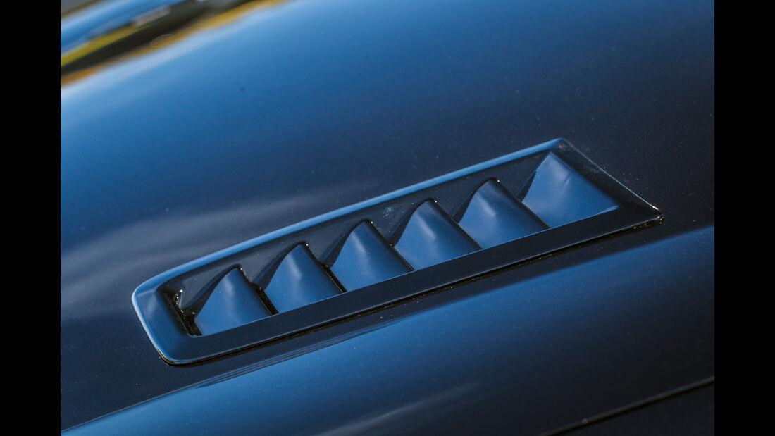 BTRS-VW Golf R32, Lufthutze
