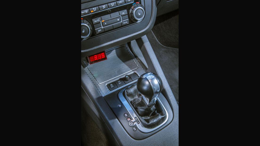 BTRS-VW Golf R32, Schalthebel