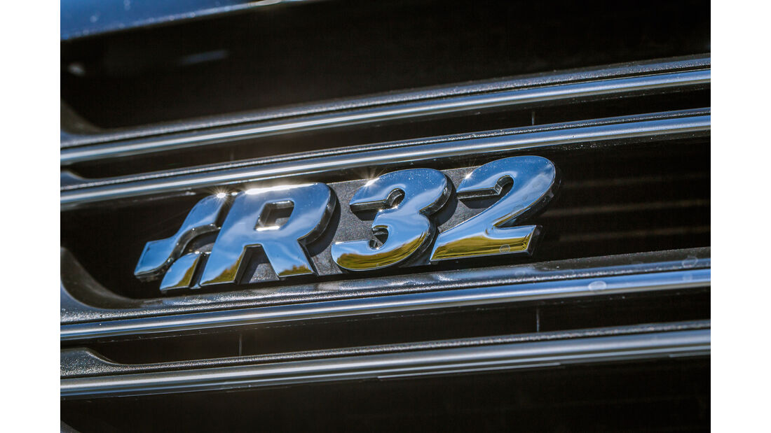BTRS-VW Golf R32, Typenbezeichnung